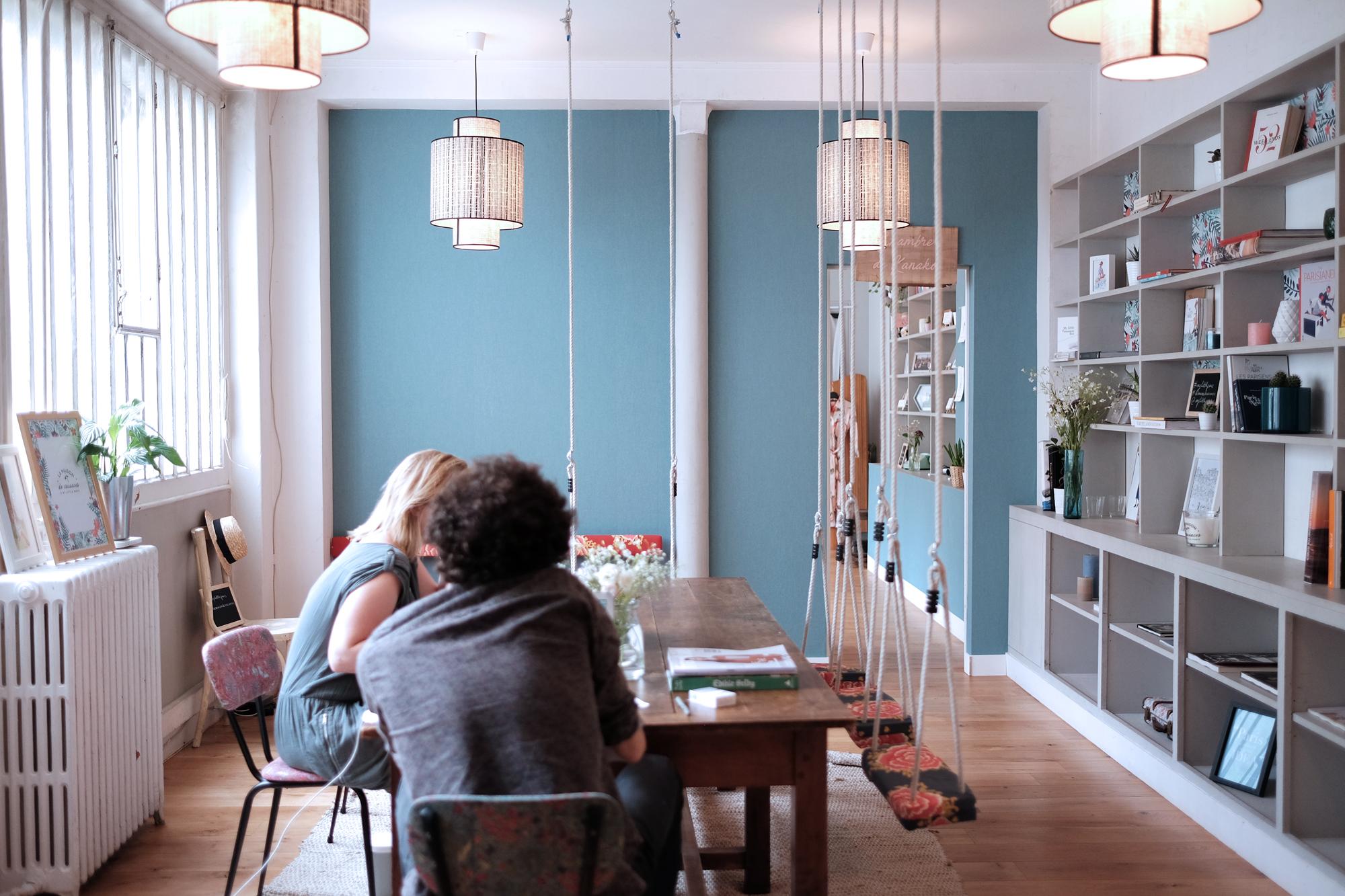 la maison de vacances de my little paris deedee. Black Bedroom Furniture Sets. Home Design Ideas