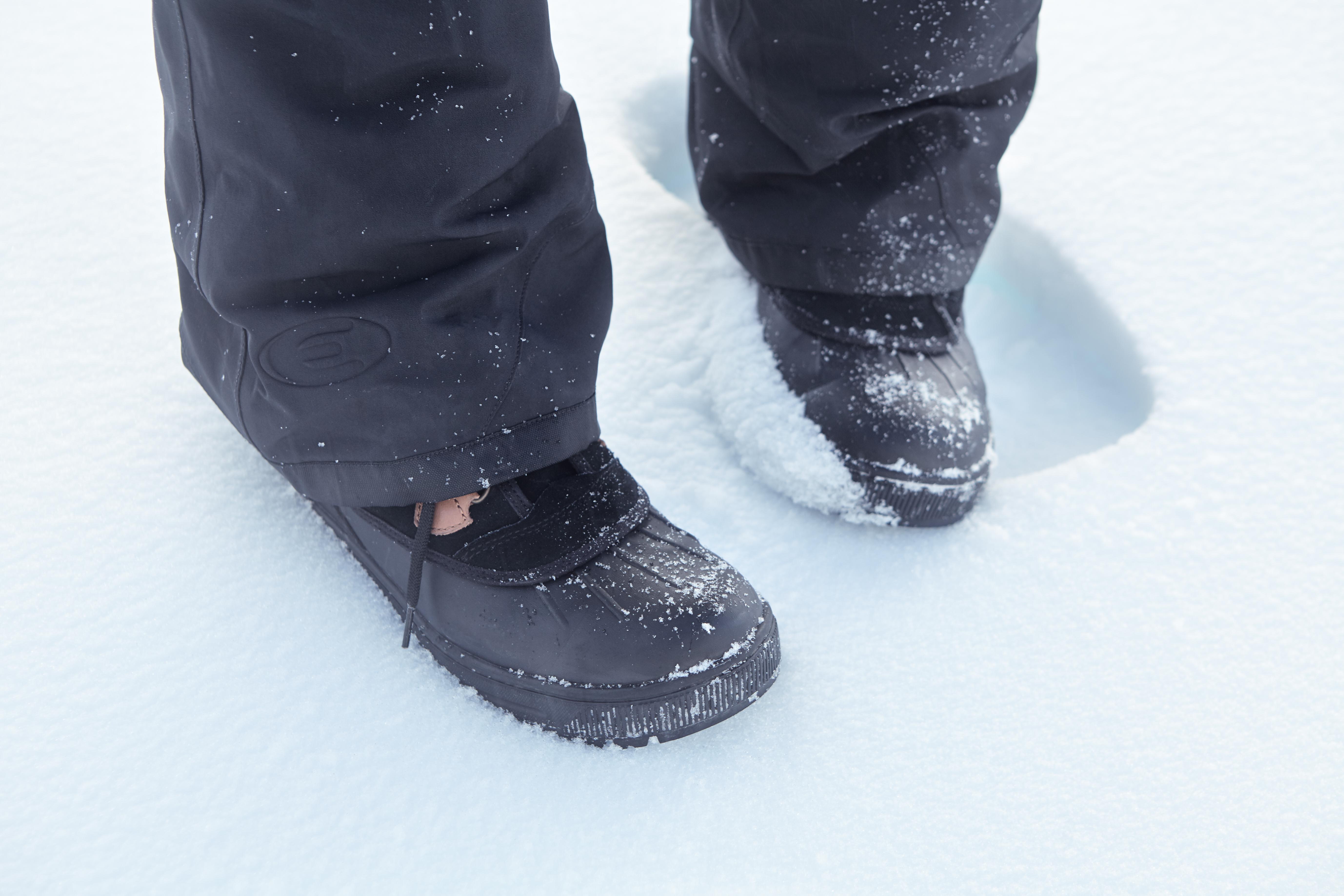 bottes très chaude