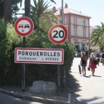 Un week-end à Porquerolles…