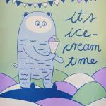 Paye ta glace !