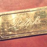 Restaurant Ralph's Ralph Lauren