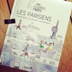 Les Parisiens, ce qu'ils disent, ce qu'ils pensent, de Amandine Péchiodat et Kanako Kuno
