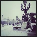 Tombe la neige…
