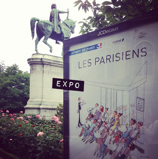 expo my little paris