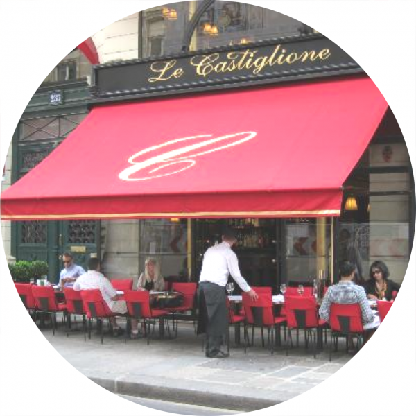 Cafe Ruc Faubourg St Honore