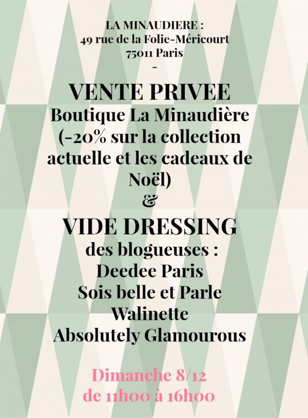 vide dressing blogeuses