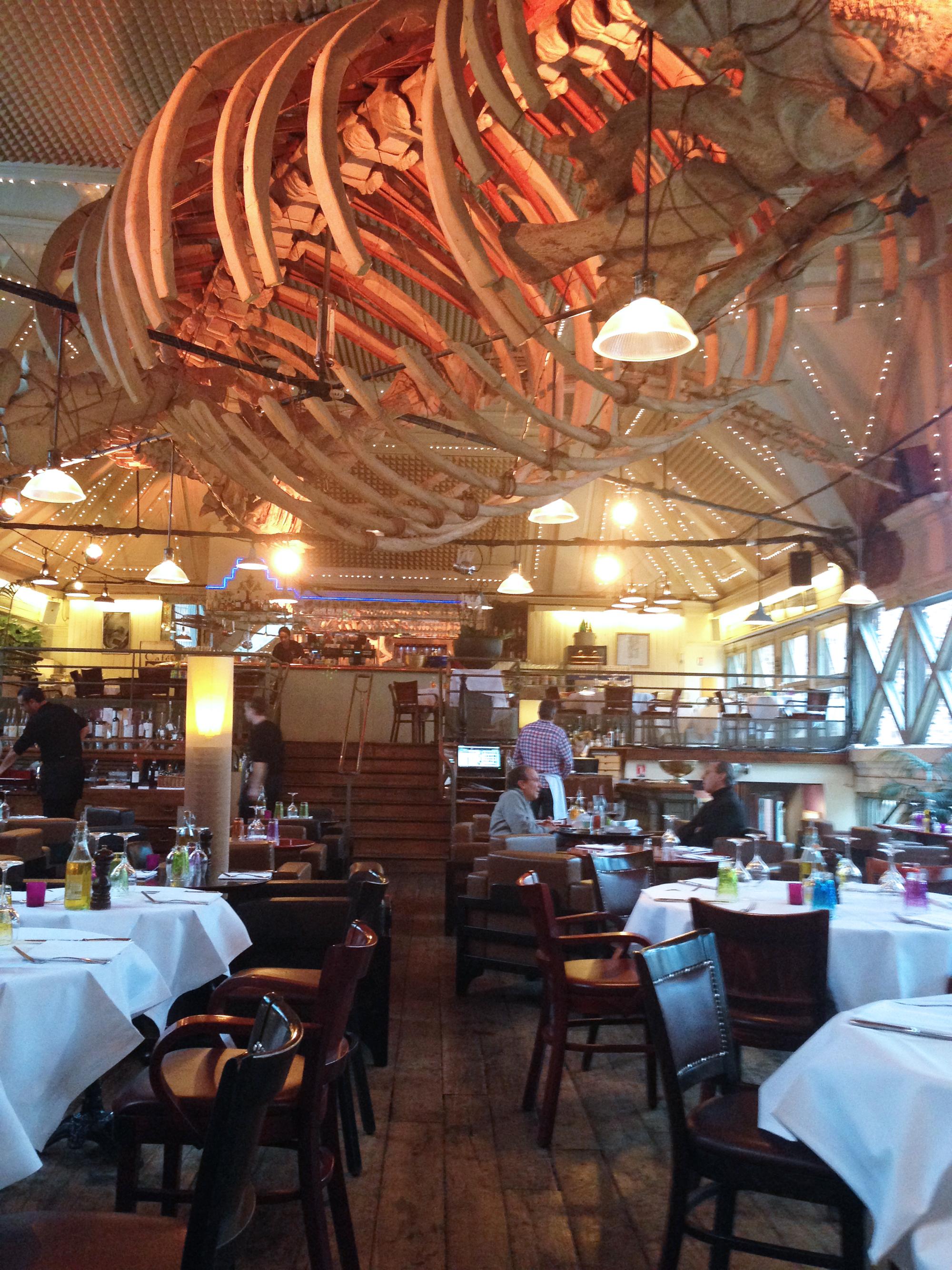 Restaurant Menu Truffe