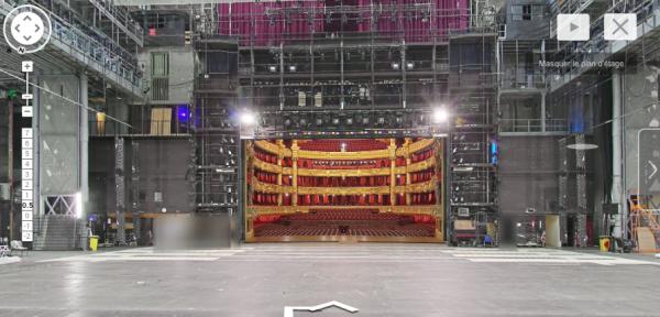 visite virtuelle opéra garnier