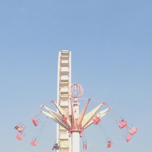 fête des tuileries 2014