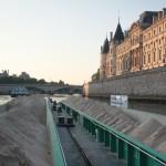 5h du matin – Paris – La Seine