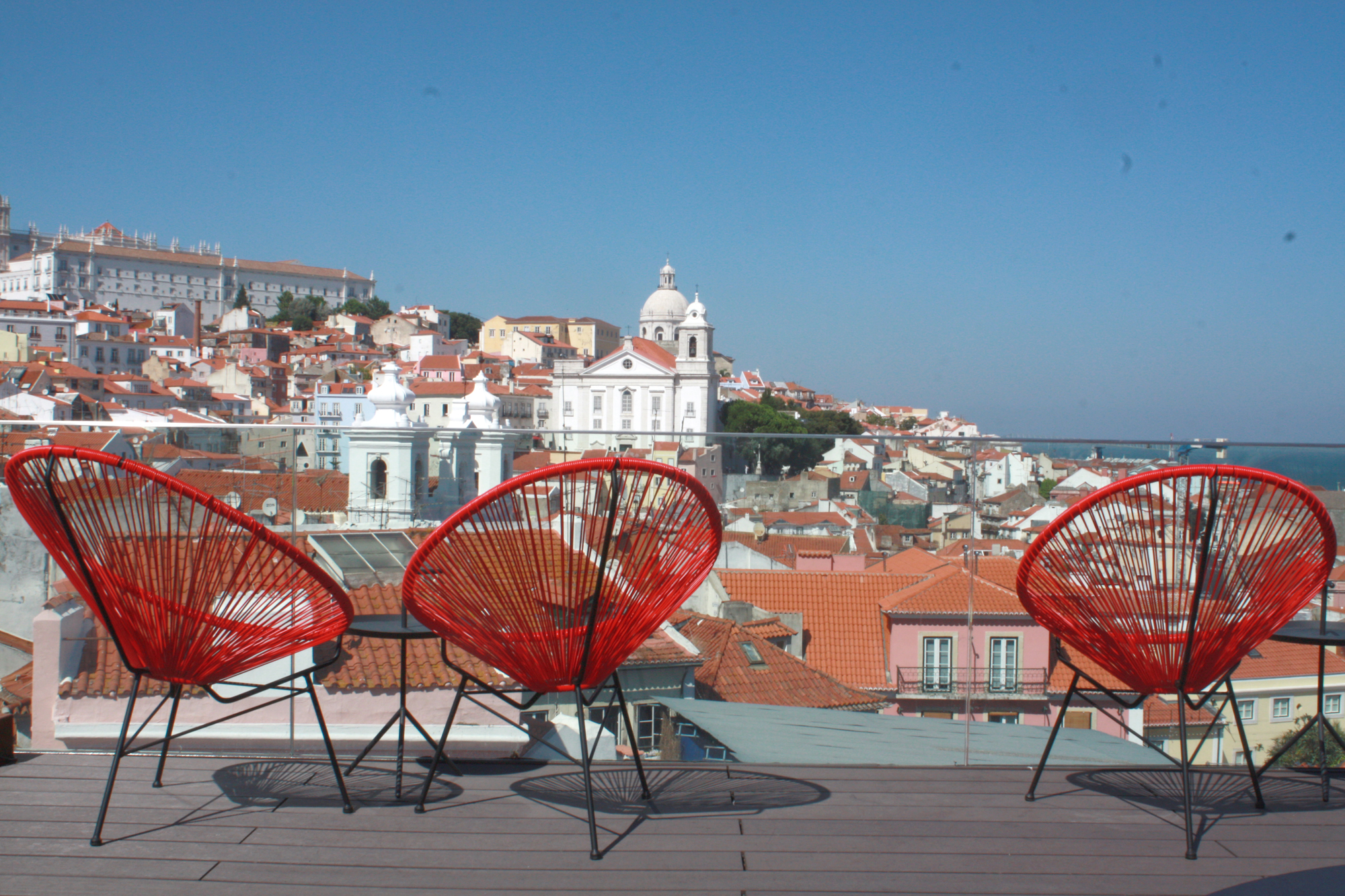Lisbonne o dormir deedee for Appart hotel lisbonne