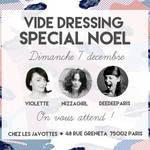 Vide dressing : les infos !