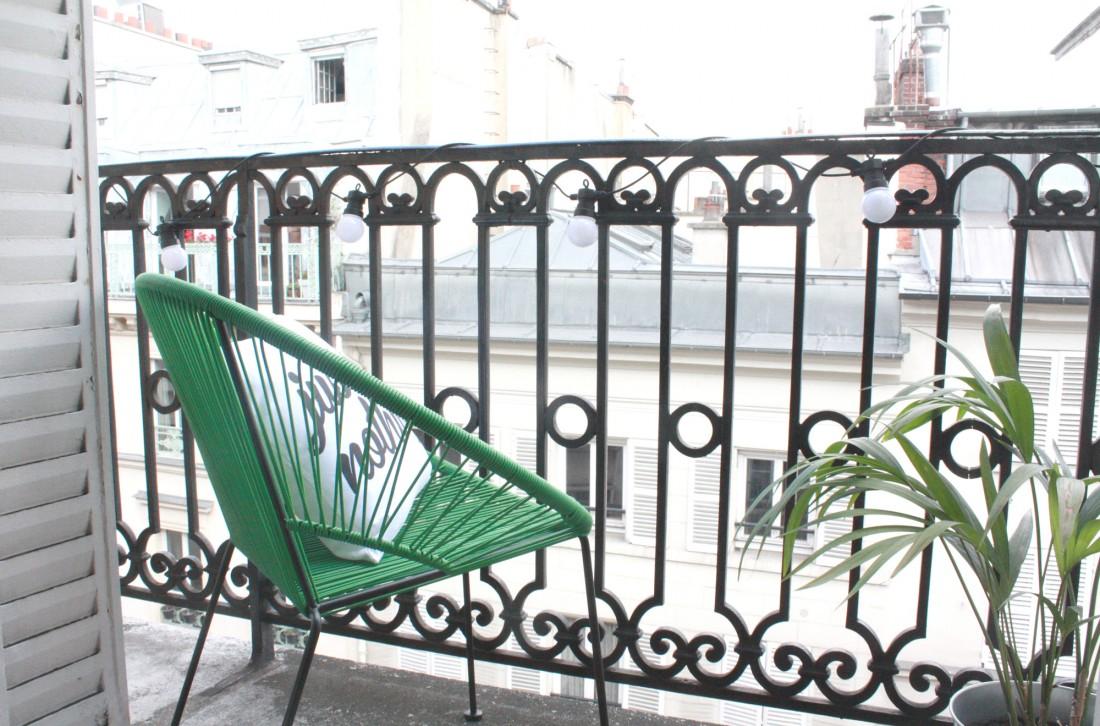 5 conseils pour am nager votre balcon prix mini - Amenagement balcon paris ...