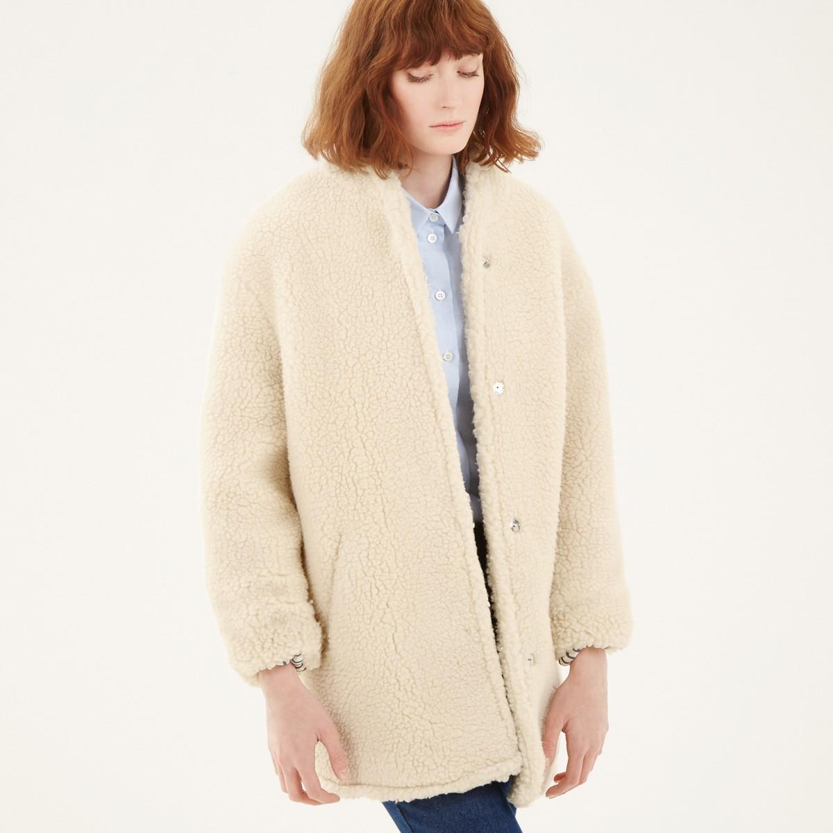 Le manteau long – Deedee