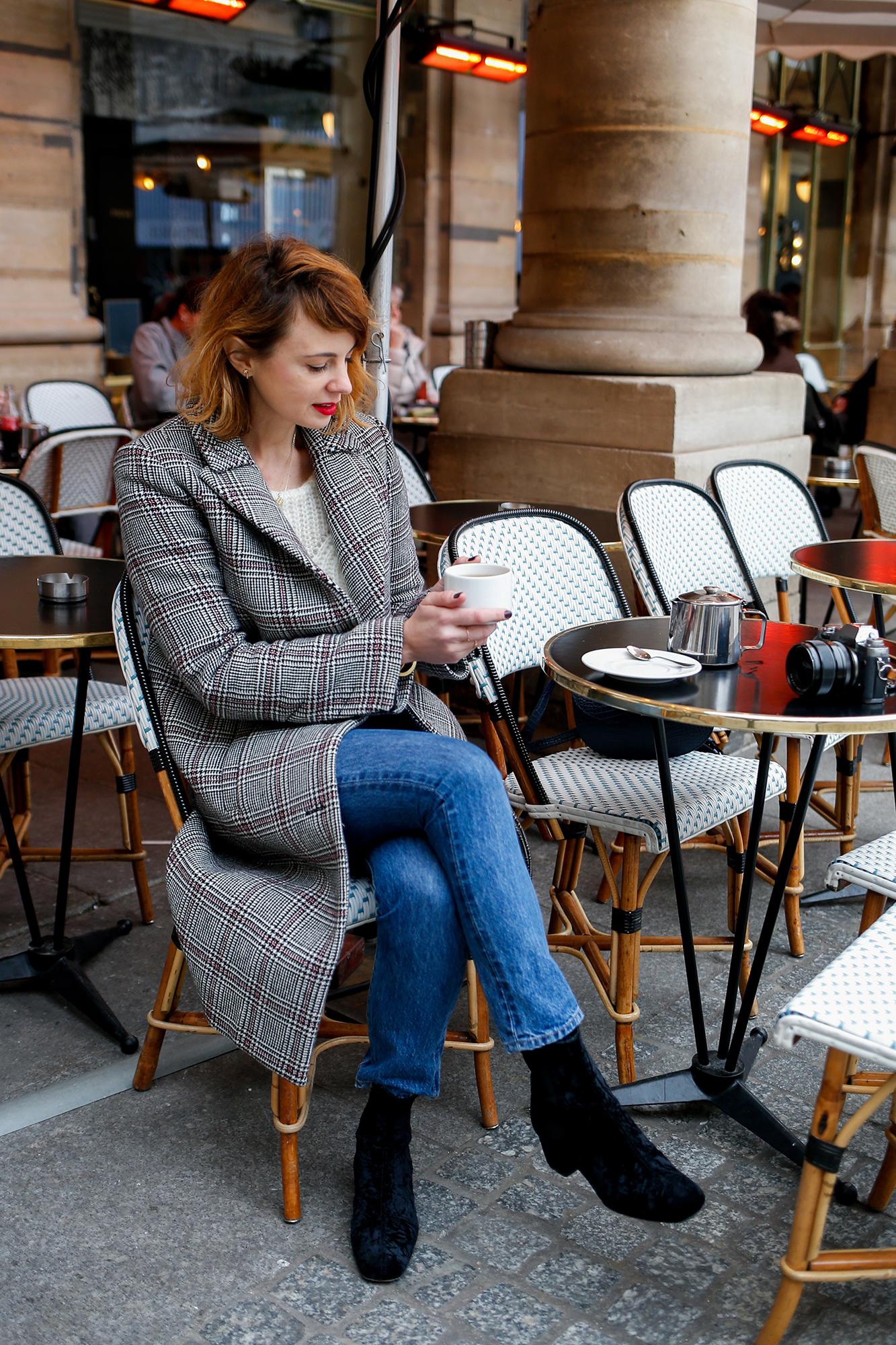 Gar on un caf s il vous plait deedee - Comptoirs des cotonniers paris ...