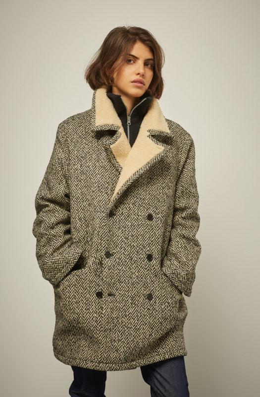 20 manteaux pour être bien au chaud cet hiver ! – Deedee