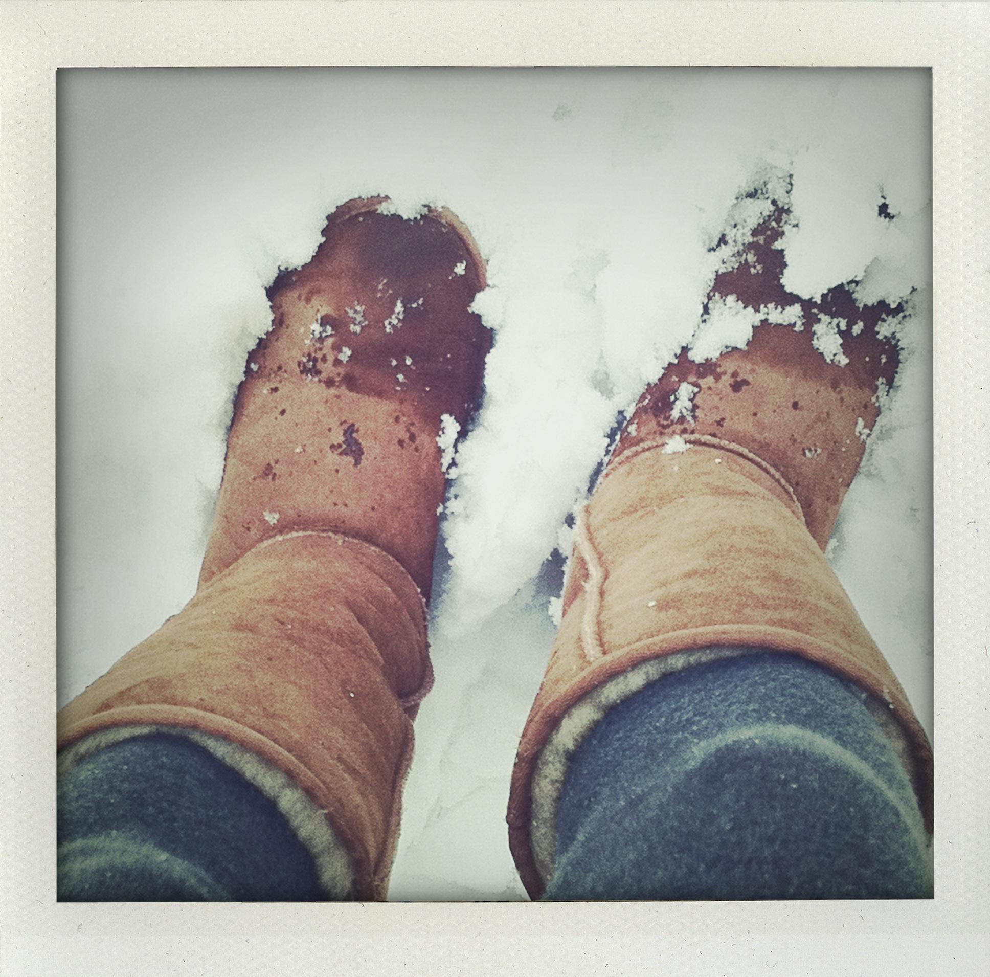 ugg neige