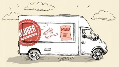 Food Truck Patissier