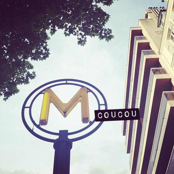 Hello #paris ! Tu m'avais manqué quand même, un peu.
