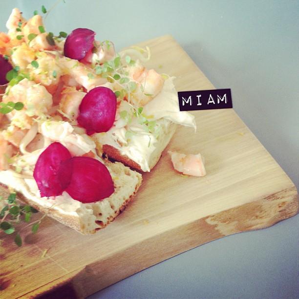 Oh la jolie adresse ♡ #miam #foodporn #paris #parisjetaime #restaurant #veggie