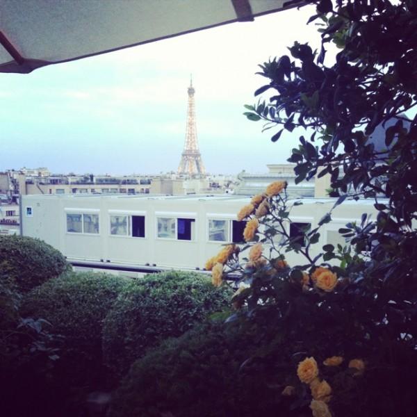 terrasse ephemere hotel raphael