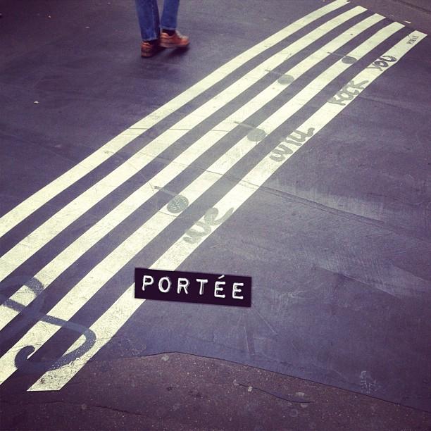 Back to reality après cette journée de folie ! #wewillrockyou #streetart #paris #parisjetaime