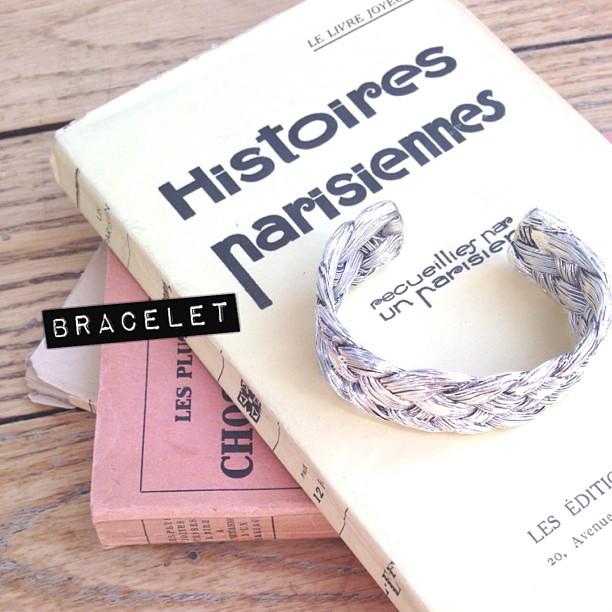 Quand tout à coup, Aurélie Bidermann se met à faire de l'argent... #filleperdue #aureliebidermann #bracelet #mourance