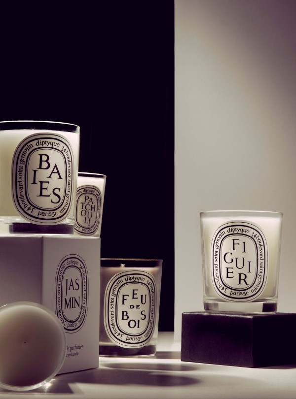 diptyque - bougies ambiance