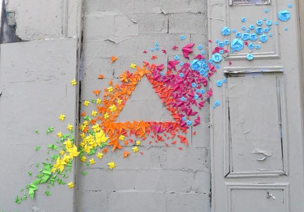 street art Mademoiselle Maurice