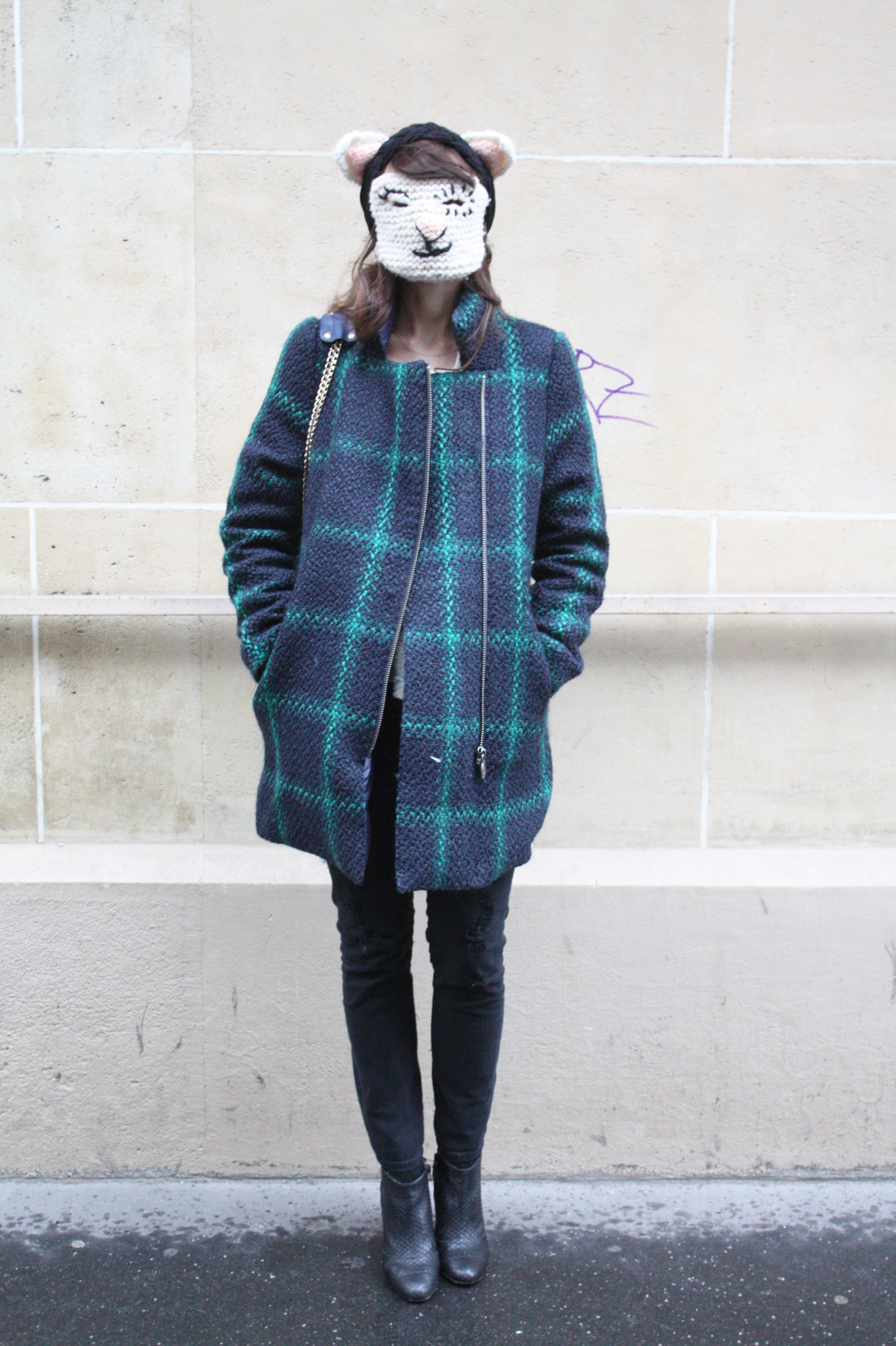 Manteau ou doudoune