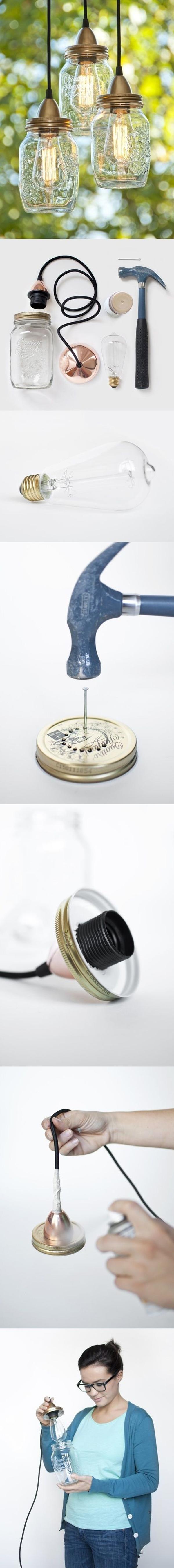 DIY-Lampe-bocaux