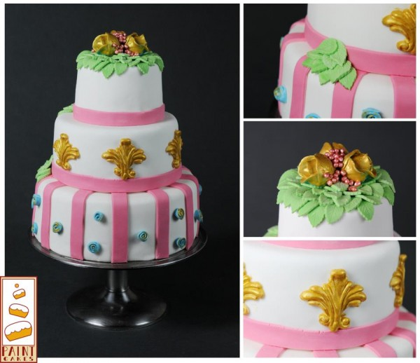 paint cake 3