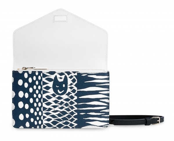 Quentin Jones Crossbody_open