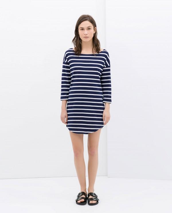 robe mariniere Zara