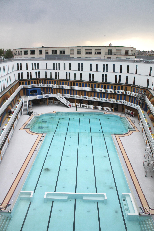 la piscine de molitor se d voile en photos deedee