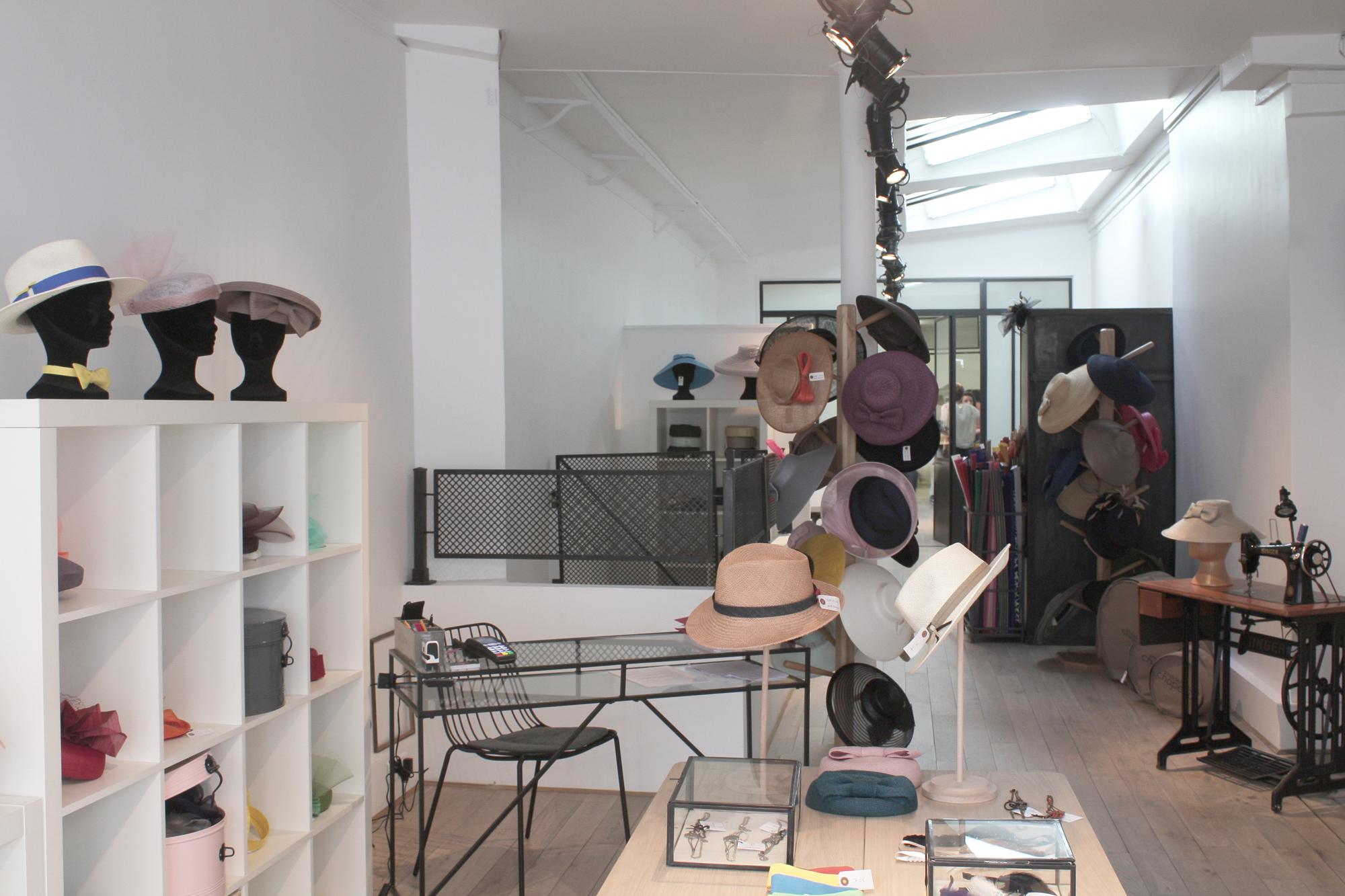 c7365c9002163 La jolie boutique de Mademoiselle Chapeaux – Deedee