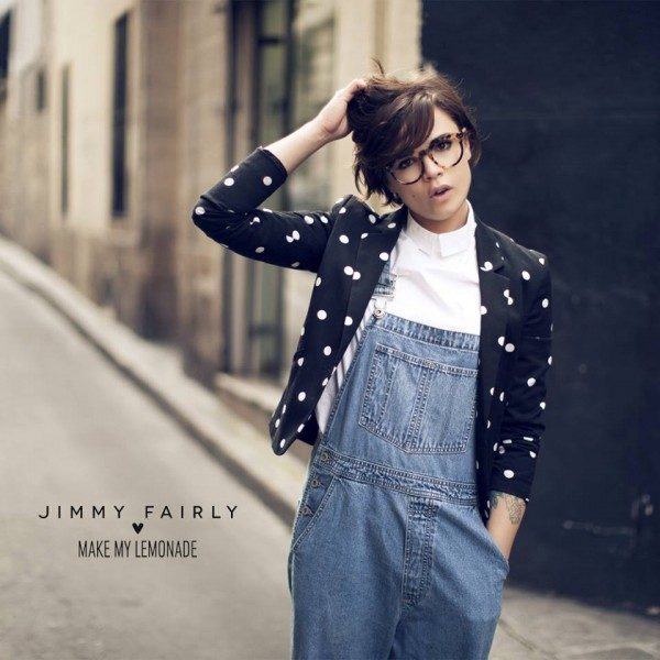 Lunettes Jimmy Fairly x Make my Lemonade