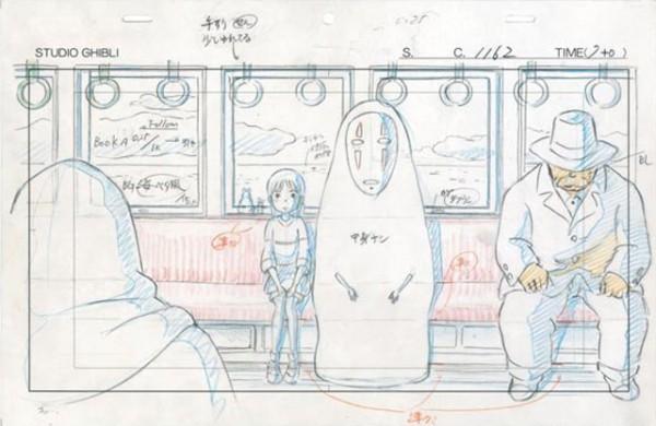 GalerieArttLudique-dessins-Ghibli-studio10