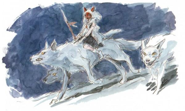 GalerieArttLudique-dessins-Ghibli-studio6