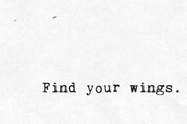 find-your-wings