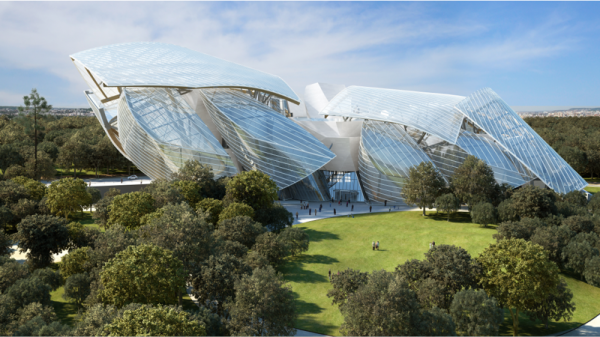 fondation Louis Vuitton boulogne