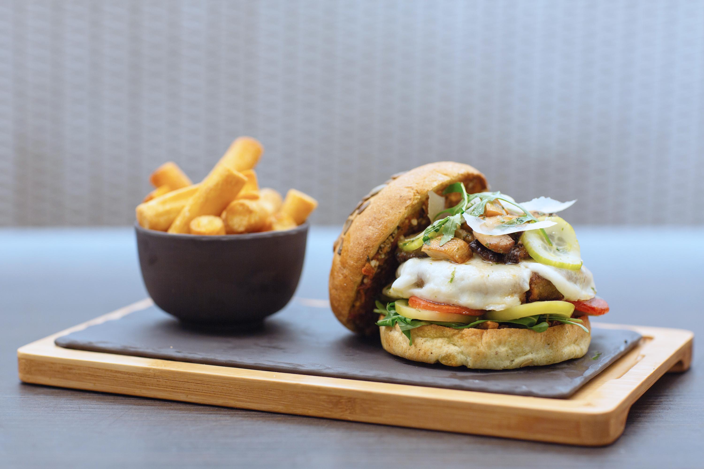 Restaurant Burger Gastronomique