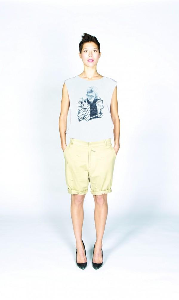 Teeshirt Bowie porté (1)