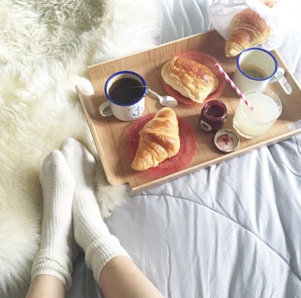 sunday livraison petit dejeuner au lit