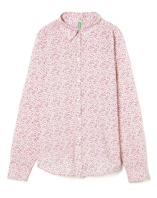 benetton chemise 1