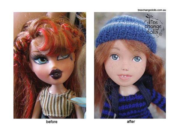 tree change doll