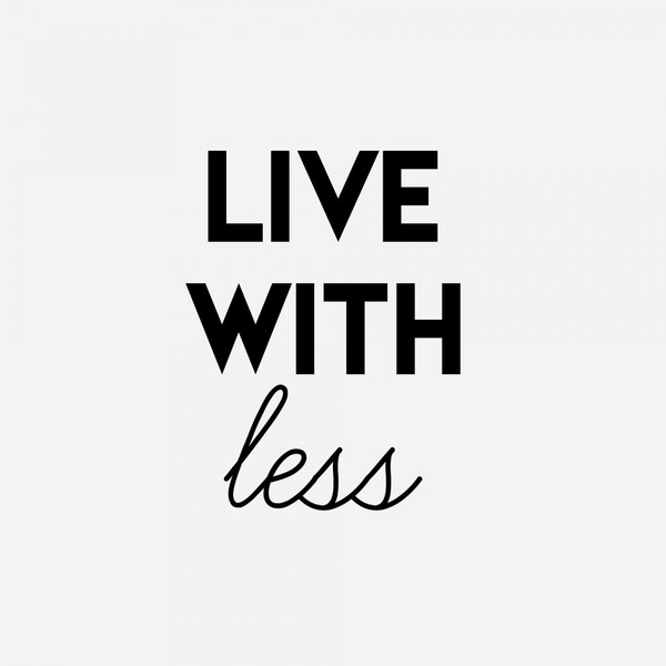 live-with-less