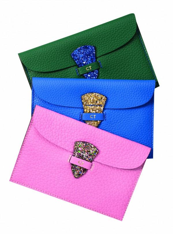 Pepite Glitter Vert, Bleu, Pink Int