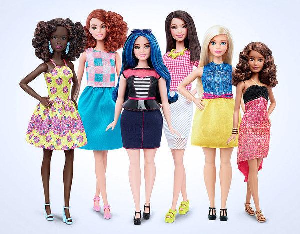 barbie ronde #