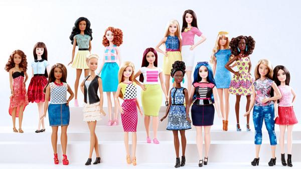 barbie rondes
